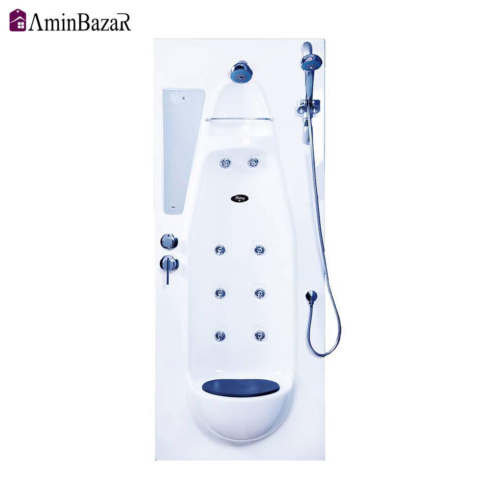 پانل دوش حمام شاینی مدل NSP016